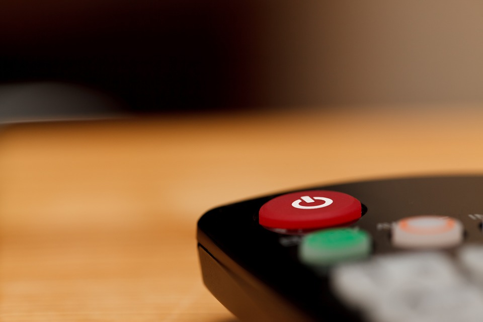 A picture of one of the best universal remotes for 2019