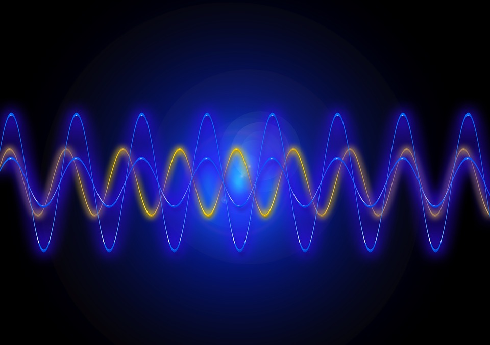 A sound graph is shown