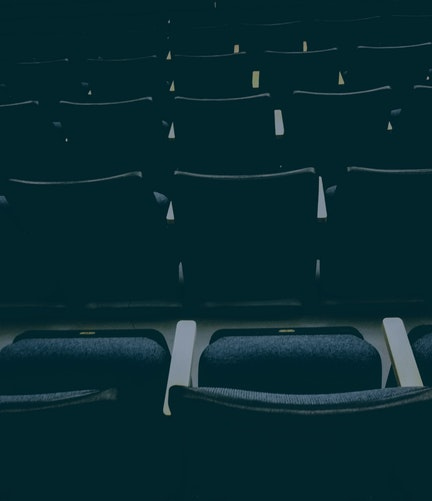 a picture of a stadium seat
