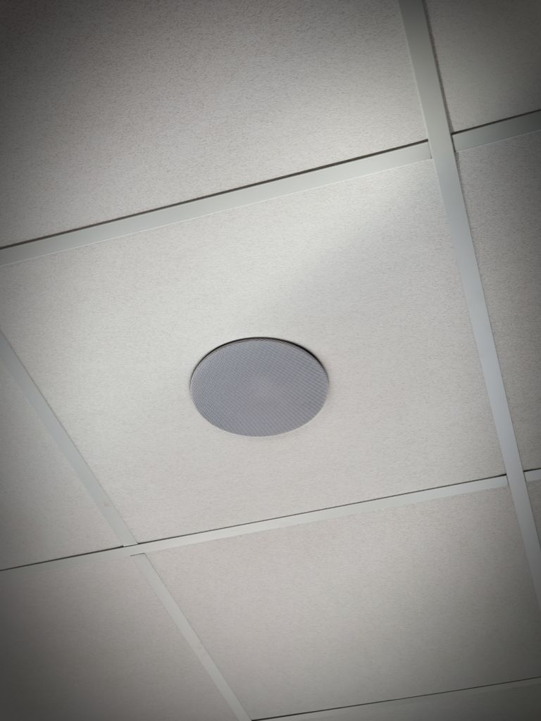 A picture of one the the best ceiling speakers for 2019